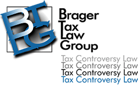 Logo of Brager Tax Law Group